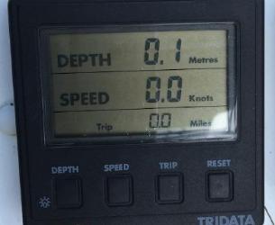 Afficheur seul Speedo Raymarine Autohelm ST50
