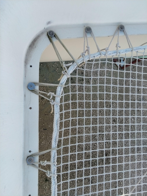 Champignon coupelle pour trampoline de Nautitech 395