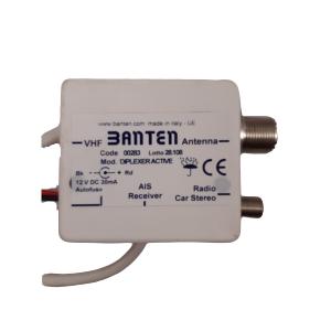 Duplexeur d'antenne pour ais Banten