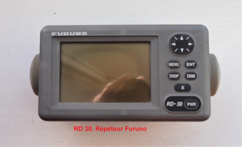 Répétiteur/afficheur Furuno RD 30