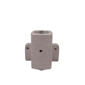 Embase Chandelier Aluminium Diam 27mm Goïot