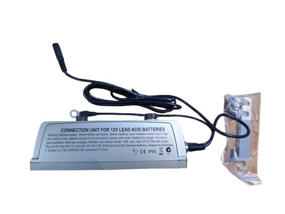 CHARGEUR 12V 80A SMART PASS IP65