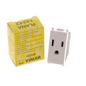 Prise Américain 110V VIMAR IDEA
