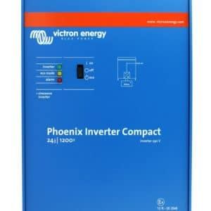 CONVERTISSEUR VICTRON COMPACT 24V 1200W 220V PHOENIX